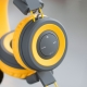 Pump - Bluetooth Headphones - Yellow thumbnail image 3