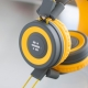 Pump - Bluetooth Headphones - Yellow thumbnail image 4