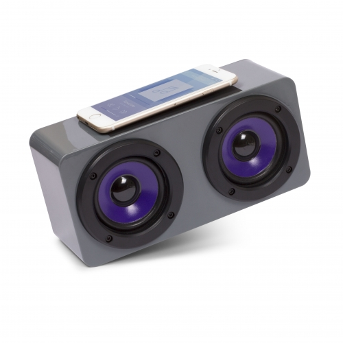Boom- Induction Speaker - Purple
