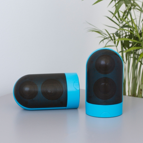 Duet - TWS Speakers - Blue Large Image