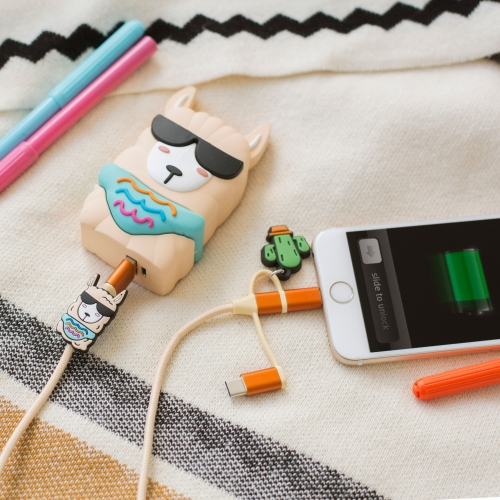 Llama Shaped Powerbank  Large Image