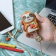 Sloth Shaped Powerbank  thumbnail image 1