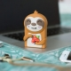 Sloth Shaped Powerbank  thumbnail image 7