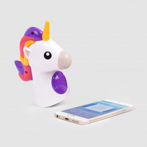 Unicorn Shaped Speaker