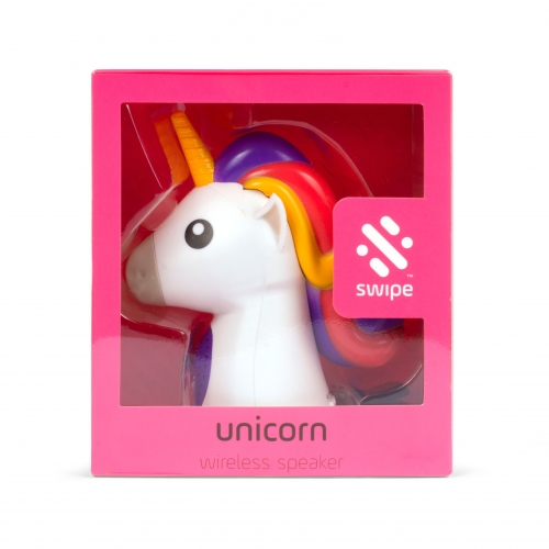 Unicorn Shaped Speaker Large Image