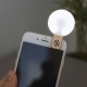 LED Mini Selfie Light - Gold thumbnail image 4