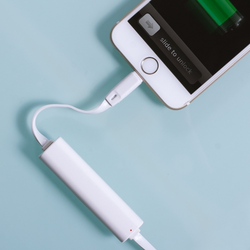 Emergency Charger with Powerbank - iPhone Large Image