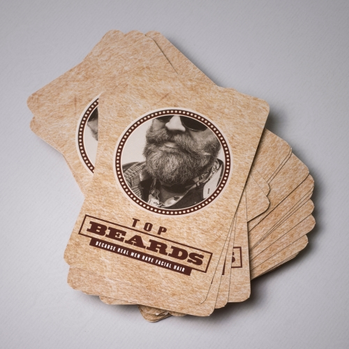 Top Beard Card Game Large Image