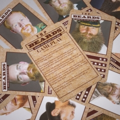 Top Beard Card Game