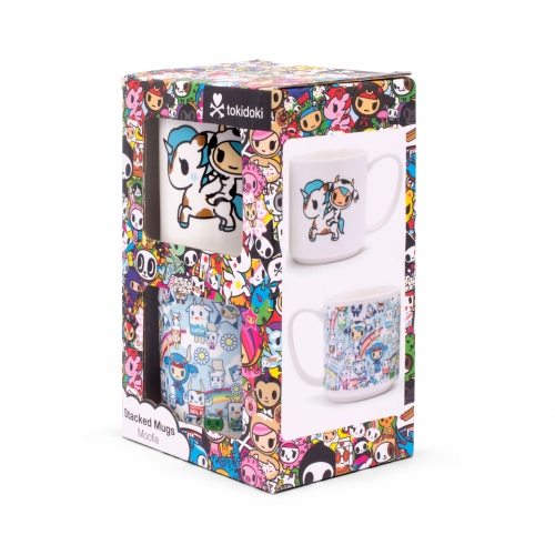 Tokidoki - Stacking Mug