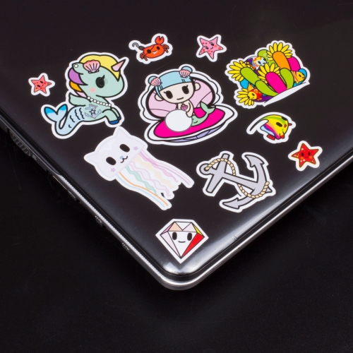 Tokidoki - Tech Decals