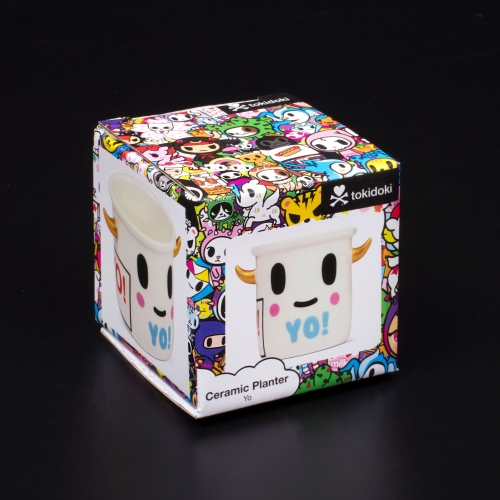 Tokidoki - Yo Ceramic Planter Large Image