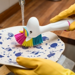 Unicorn Dish Brush