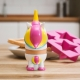 Unicorn Egg Cup & Toast Cutter Set thumbnail image 3