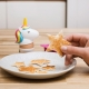 Unicorn Egg Cup & Toast Cutter Set thumbnail image 7