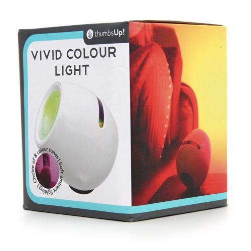 Vivid Colour Light Large Image