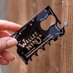 Wallet Ninja 18in1 Multi-Tool