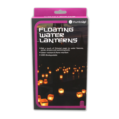 Water Lanterns - 10 pack