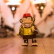 Retro Wind Up Monkey thumbnail image 4