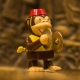 Retro Wind Up Monkey thumbnail image 5
