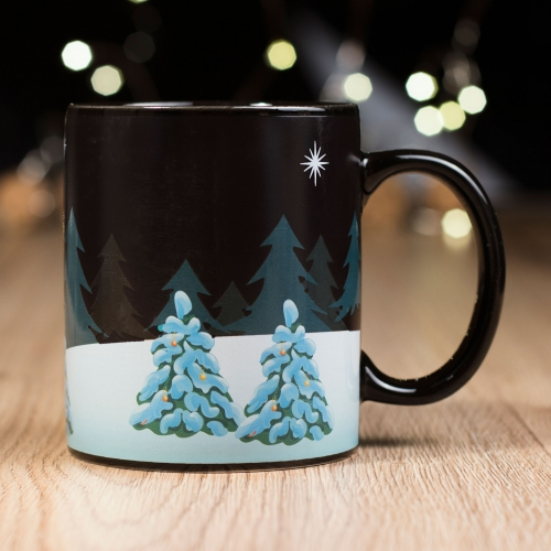 Winter Wonderland Mug Large Image
