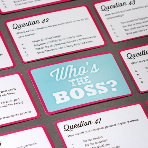 Whos The Boss Quiz
