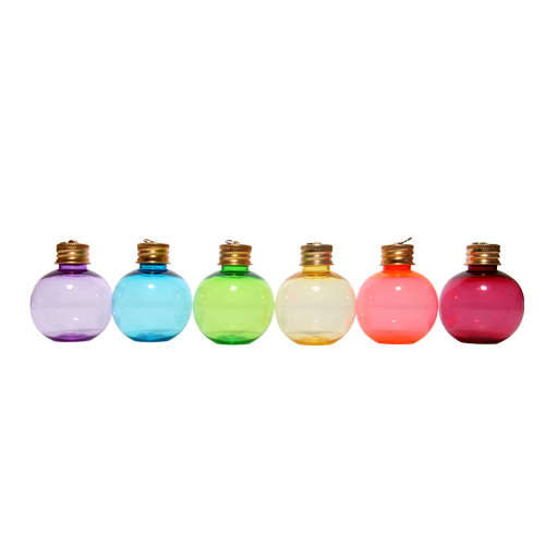 Christmas Spirit Bauble Shot Glasses Large Image