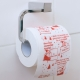 Christmas Joke Toilet Roll thumbnail image 0