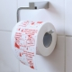 Christmas Joke Toilet Roll thumbnail image 1