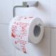 Christmas Joke Toilet Roll thumbnail image 1
