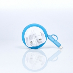 Yo-Yo Charging Cable - 3 Pin