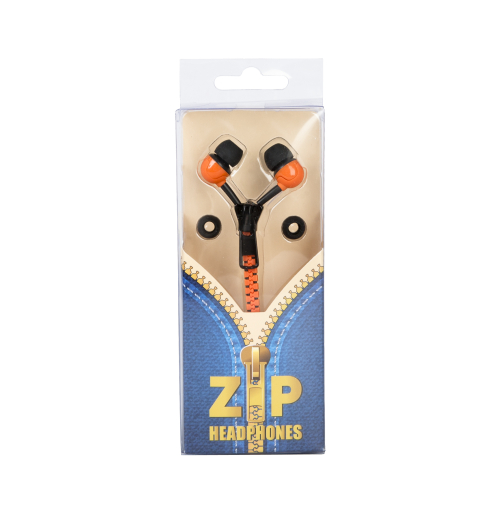 Zip Earphones