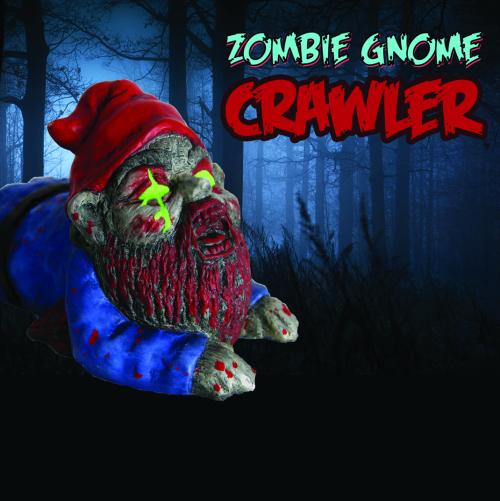 Zombie Gnome - Crawler