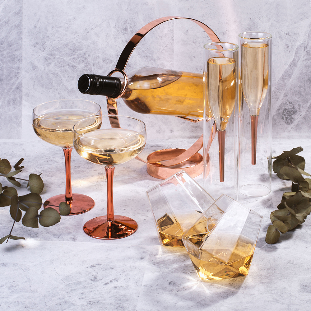 Gorgeous glassware & accessories